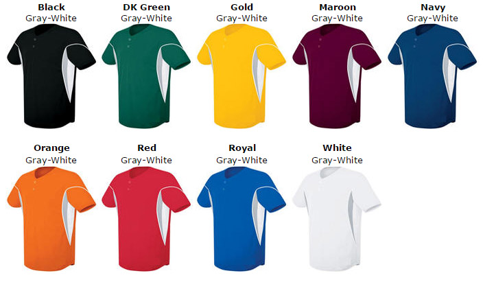 Baseball-Softball Jerseys