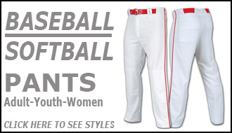 Baseball-Softball Pants